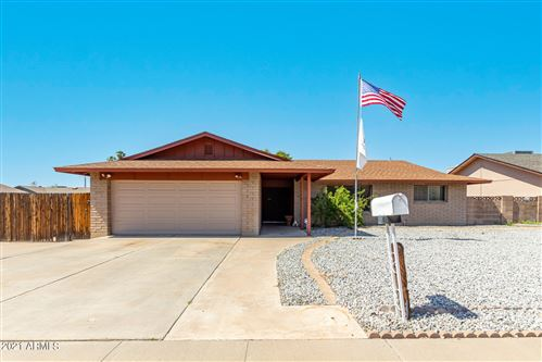 Photo of 15412 N 55TH Drive, Glendale, AZ 85306 (MLS # 6293126)
