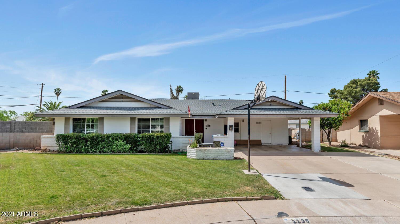 1135 E BALBOA Drive, Tempe, AZ 85282 - MLS#: 6229126