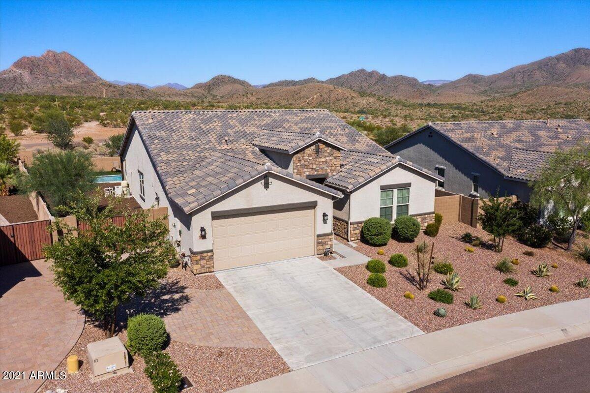 Photo of 3736 W ABRAMS Drive, New River, AZ 85087 (MLS # 6296126)