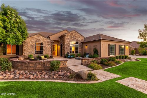 Photo of 8533 E HALIFAX Circle, Mesa, AZ 85207 (MLS # 6252127)