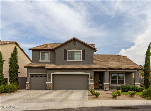 Photo of 2893 E PALM BEACH Drive, Chandler, AZ 85249 (MLS # 6268127)