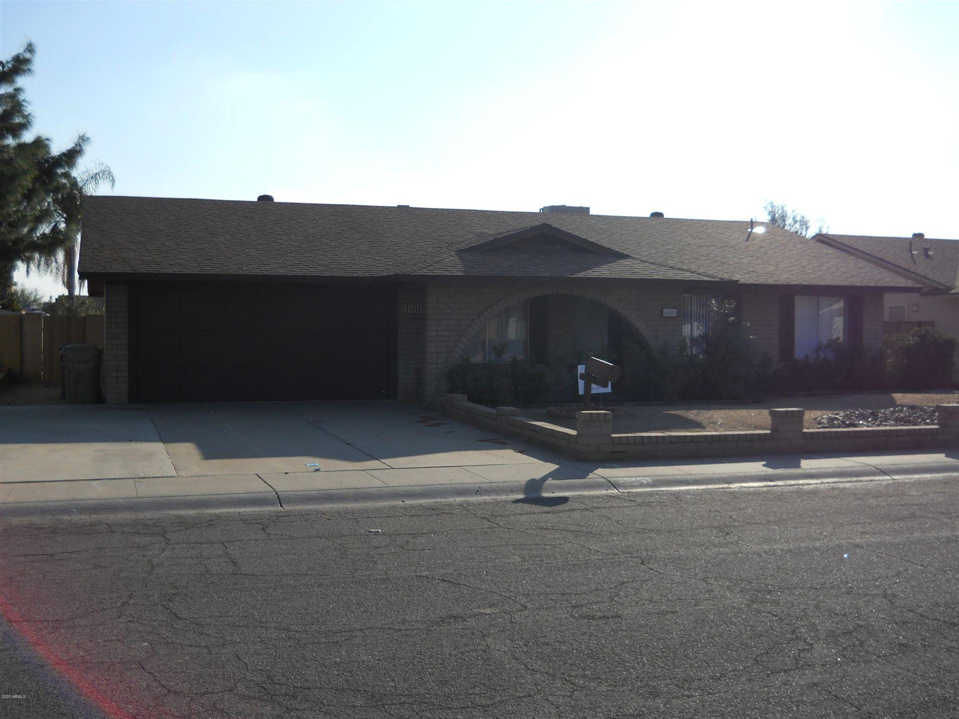 4801 W PURDUE Avenue, Glendale, AZ 85302 - MLS#: 6083127