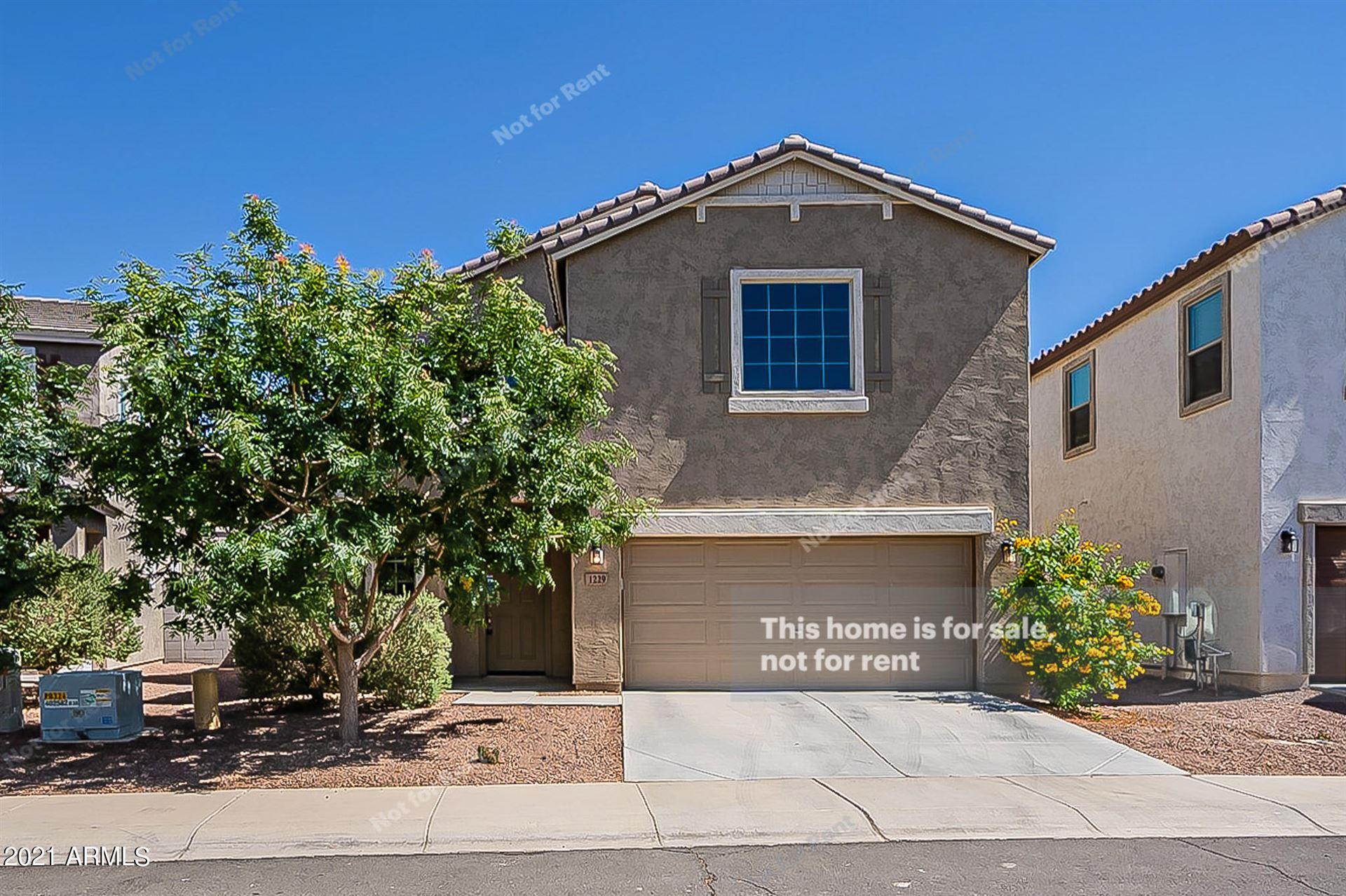 1229 E TAYLOR Trail, San Tan Valley, AZ 85143 - MLS#: 6237129