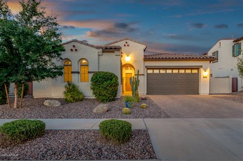 Photo of 4101 S GEMSTONE Drive, Chandler, AZ 85249 (MLS # 6074130)