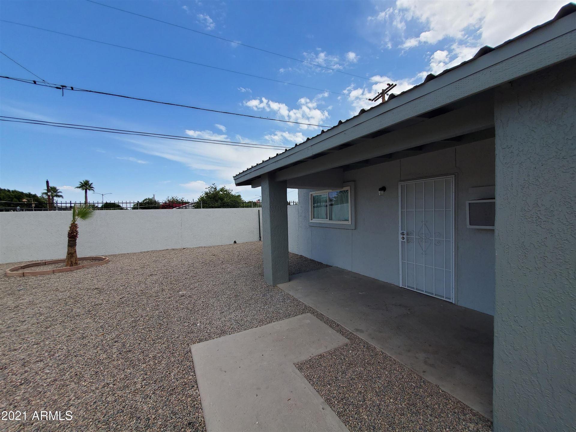 Photo of 14003 N PALM Street #6, El Mirage, AZ 85335 (MLS # 6246130)