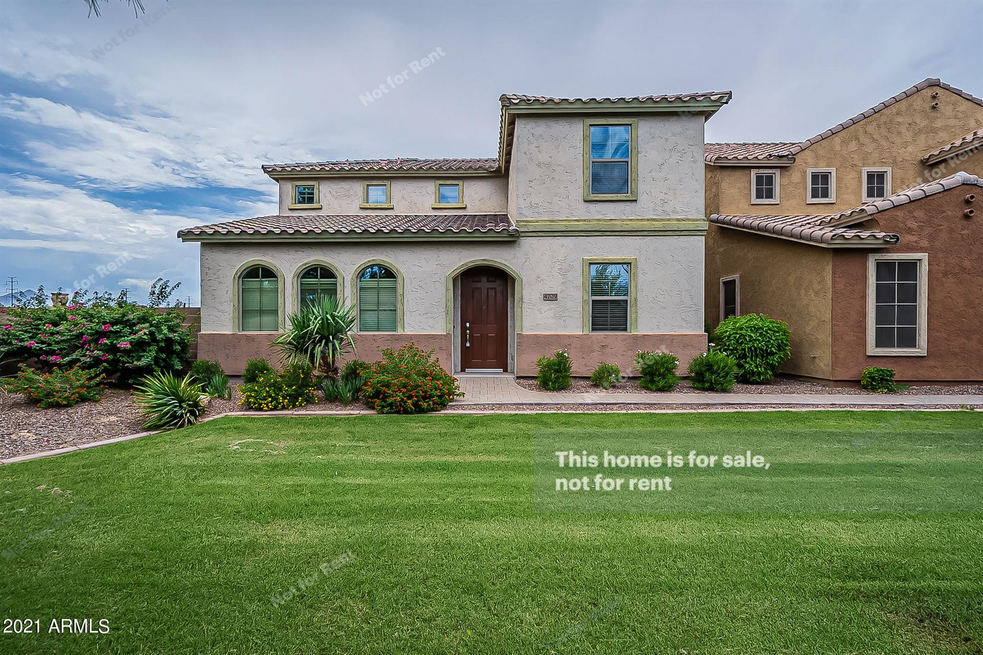 Photo of 4709 W FREMONT Road, Laveen, AZ 85339 (MLS # 6272131)