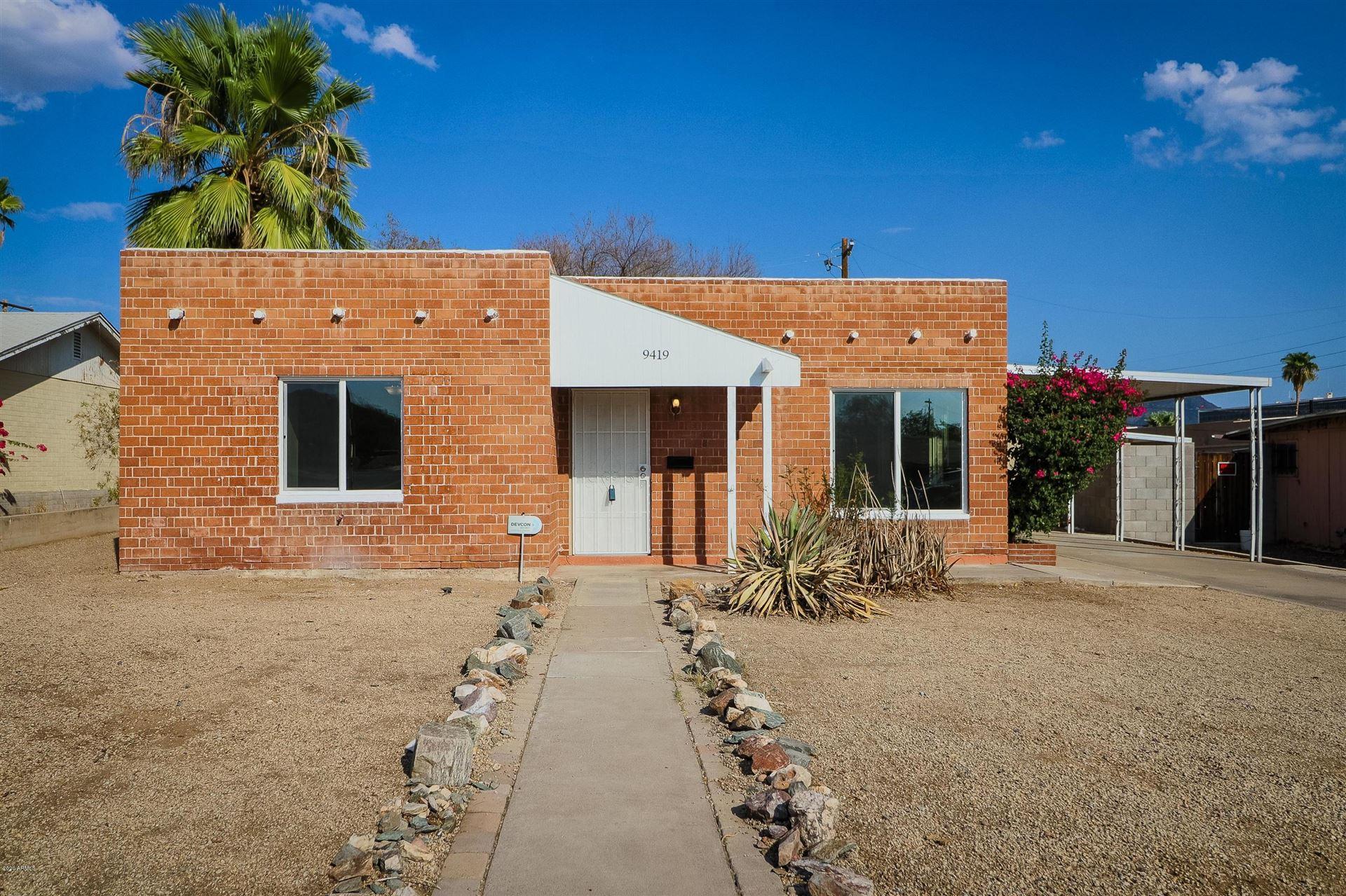 9419 N 1ST Avenue, Phoenix, AZ 85021 - MLS#: 6136132