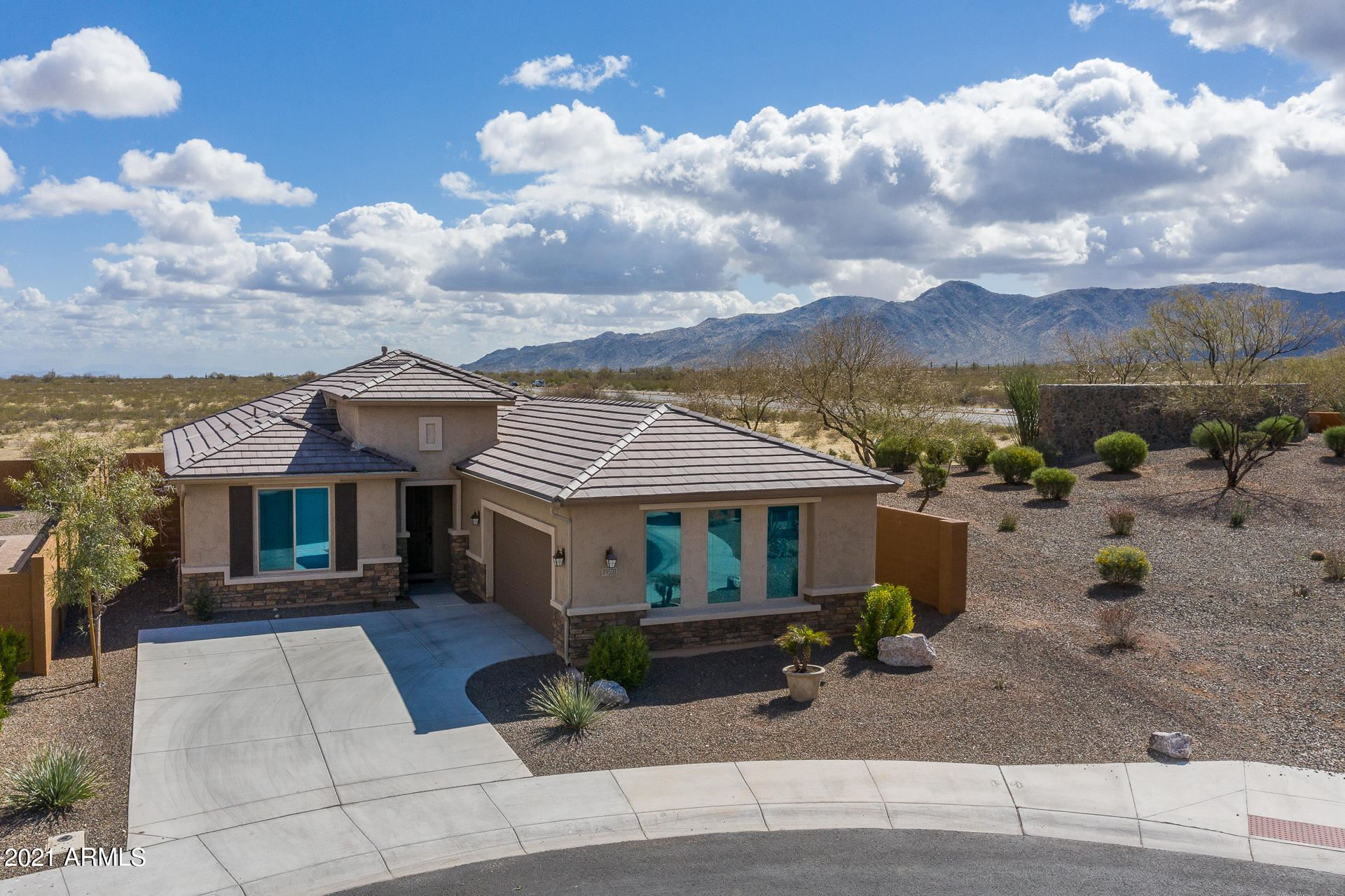 Photo of 19501 N 259TH Avenue, Buckeye, AZ 85396 (MLS # 6203132)