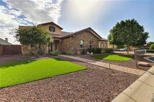 Photo of 22051 E Tierra Grande Court, Queen Creek, AZ 85142 (MLS # 6151133)