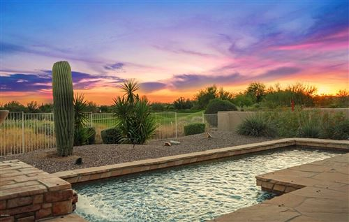 Photo of 11837 E LARKSPUR Drive, Scottsdale, AZ 85259 (MLS # 6157133)