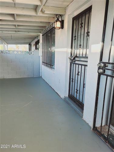 Photo of 2133 W TURNEY Avenue #71B, Phoenix, AZ 85015 (MLS # 6200133)