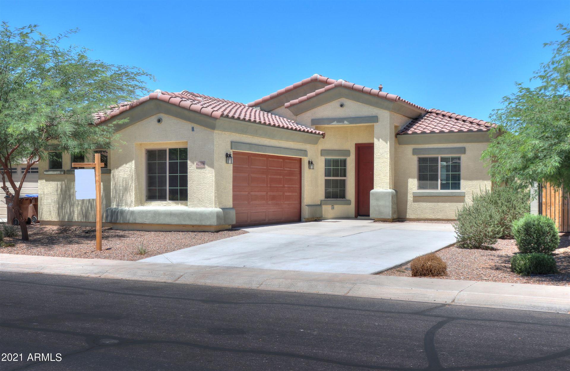 Photo of 42308 W BALSA Drive, Maricopa, AZ 85138 (MLS # 6250133)
