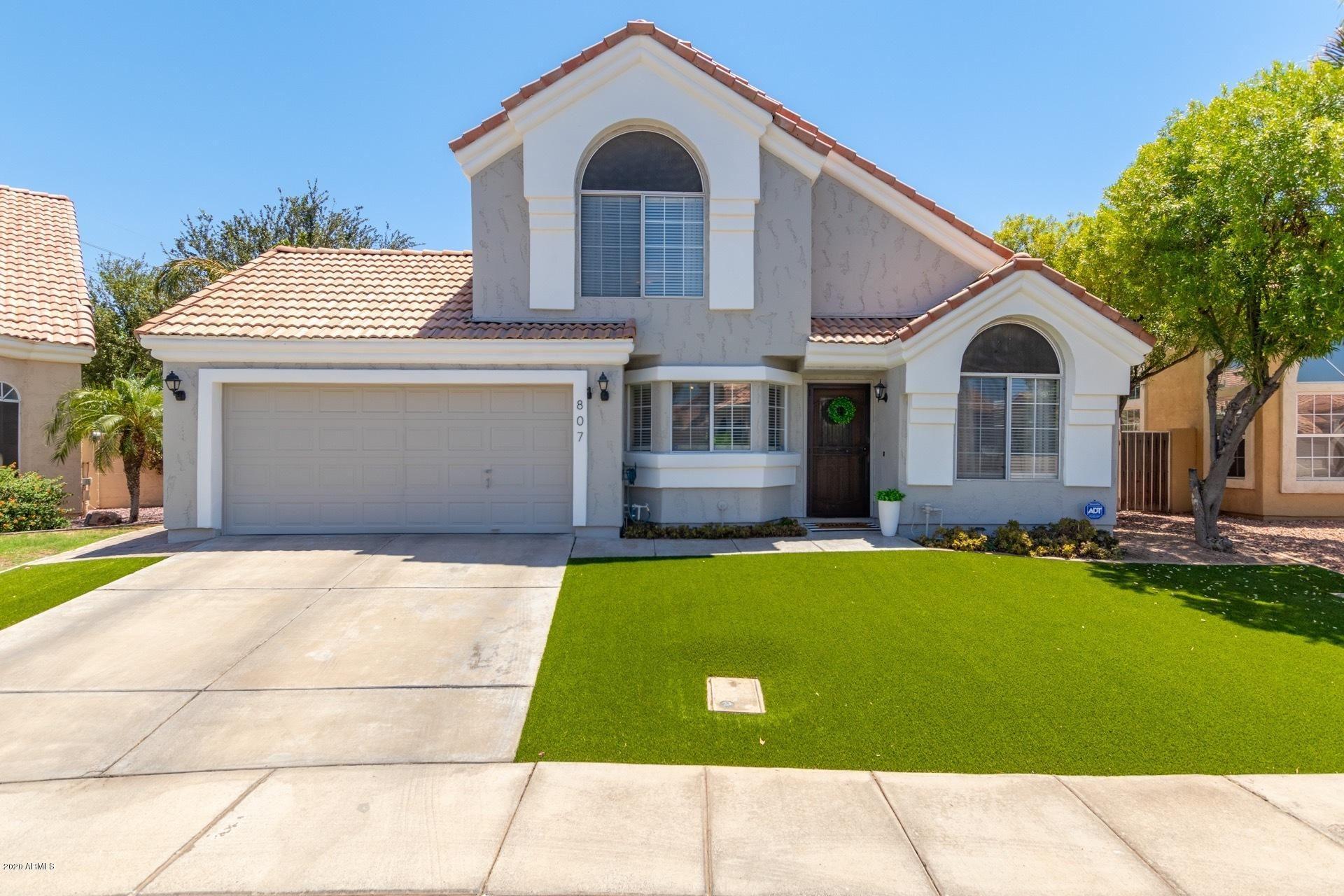 807 W BRADFORD Drive, Gilbert, AZ 85233 - #: 6100134