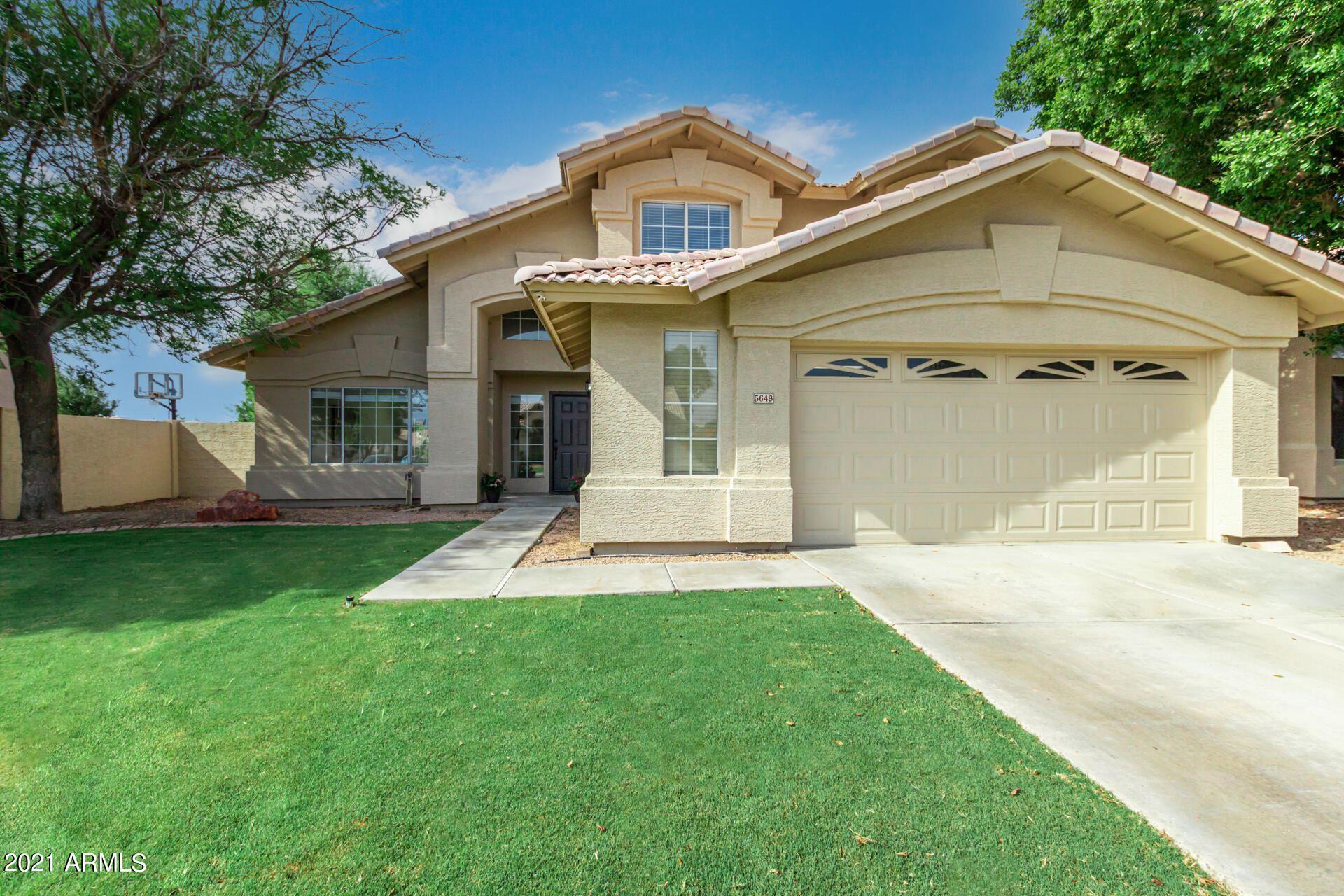Photo of 5648 W Tonopah Drive, Glendale, AZ 85308 (MLS # 6269134)