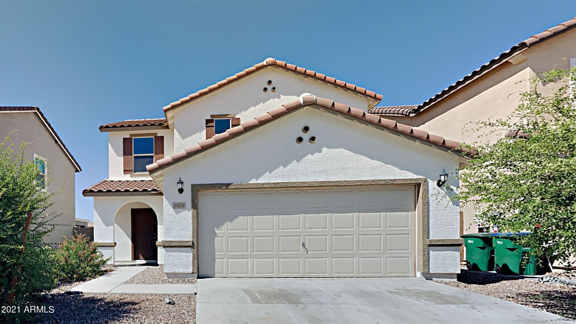 Photo for 18274 N CLARENCE Lane, Maricopa, AZ 85138 (MLS # 6290134)