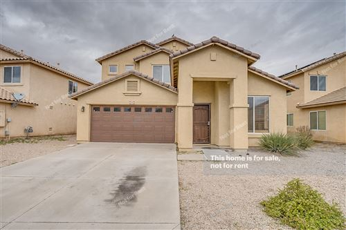 Photo of 44168 W PALMEN Drive, Maricopa, AZ 85138 (MLS # 6050135)