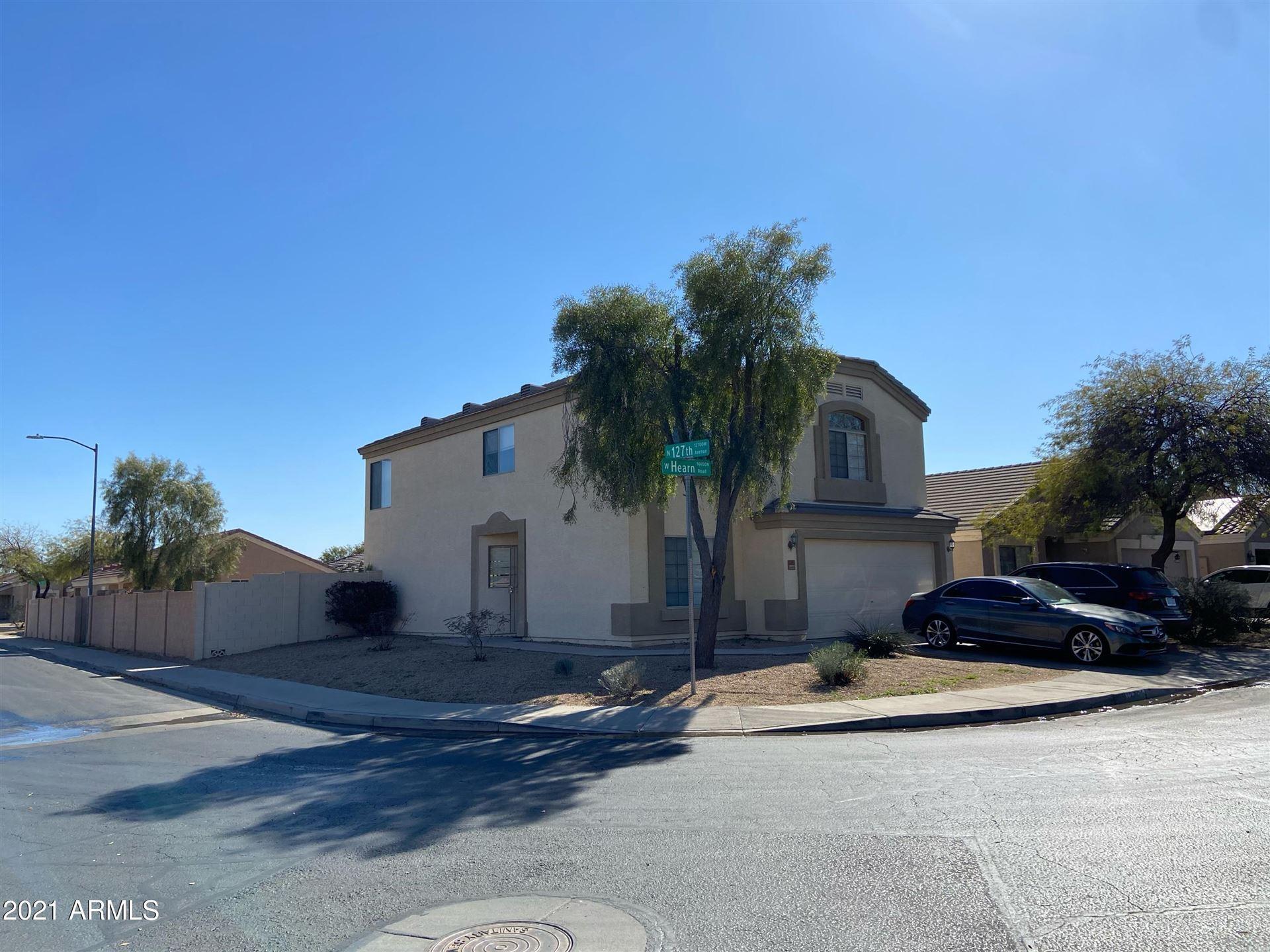 Photo of 12701 W hearn Road, El Mirage, AZ 85335 (MLS # 6198135)