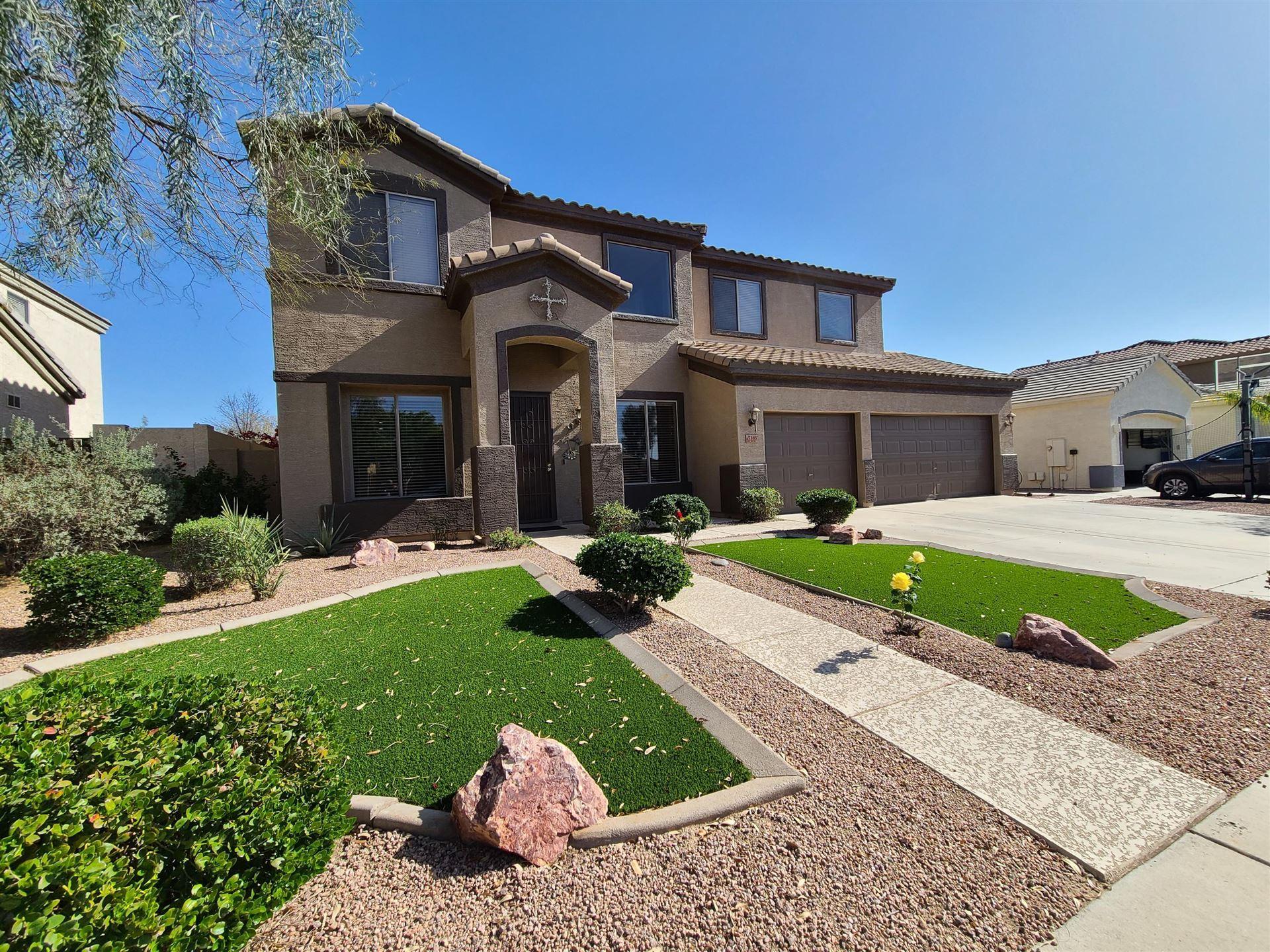 7385 W HONEYSUCKLE Drive, Peoria, AZ 85383 - #: 6215135