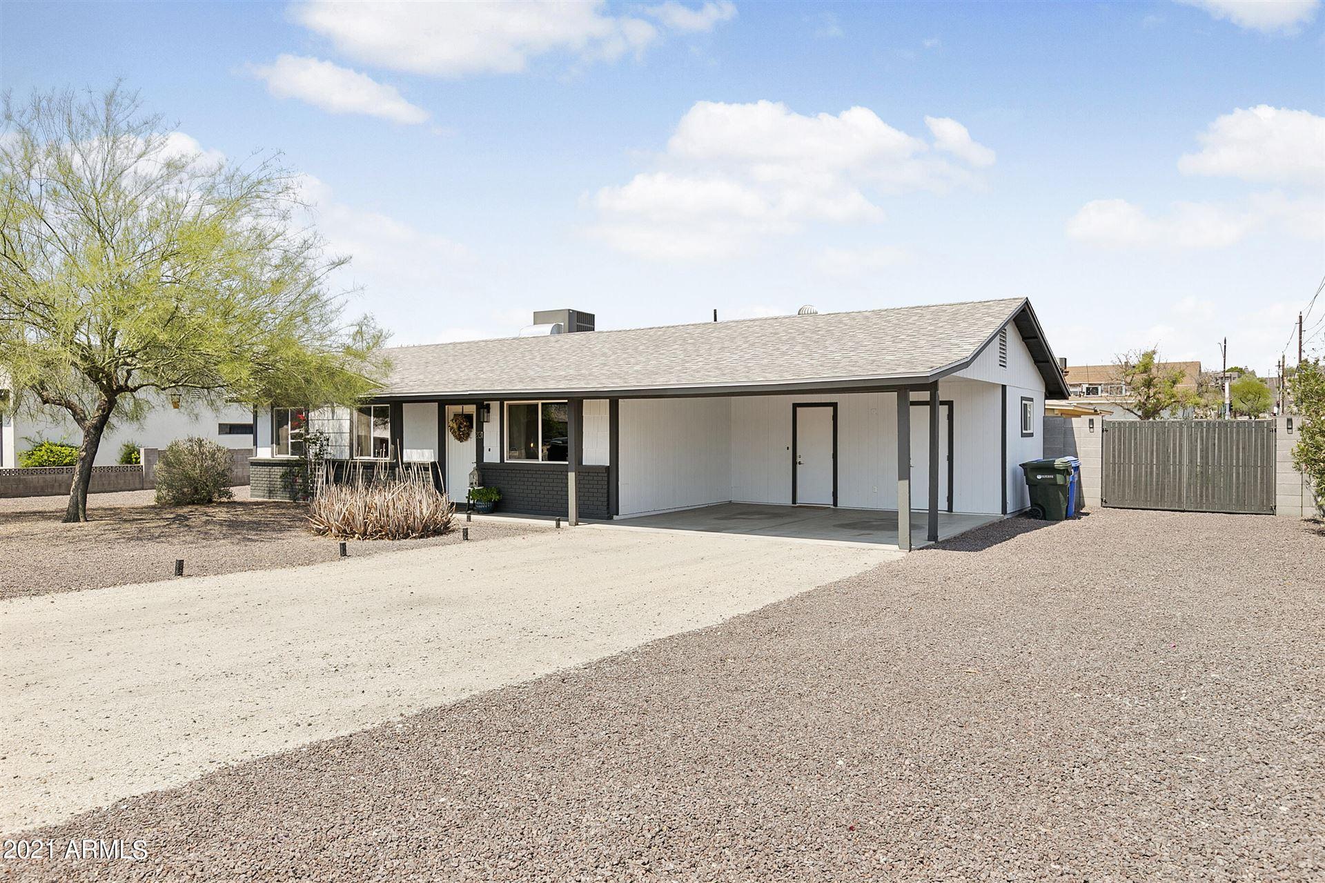 Photo of 2131 E SWEETWATER Avenue, Phoenix, AZ 85022 (MLS # 6250135)