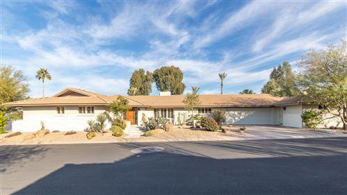 Photo of 5525 E LINCOLN Drive #110, Paradise Valley, AZ 85253 (MLS # 6128136)