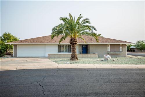 Photo of 19403 N CONQUISTADOR Drive, Sun City West, AZ 85375 (MLS # 6132136)