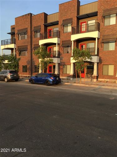 Photo of 475 N 9TH Street #114, Phoenix, AZ 85006 (MLS # 6200136)