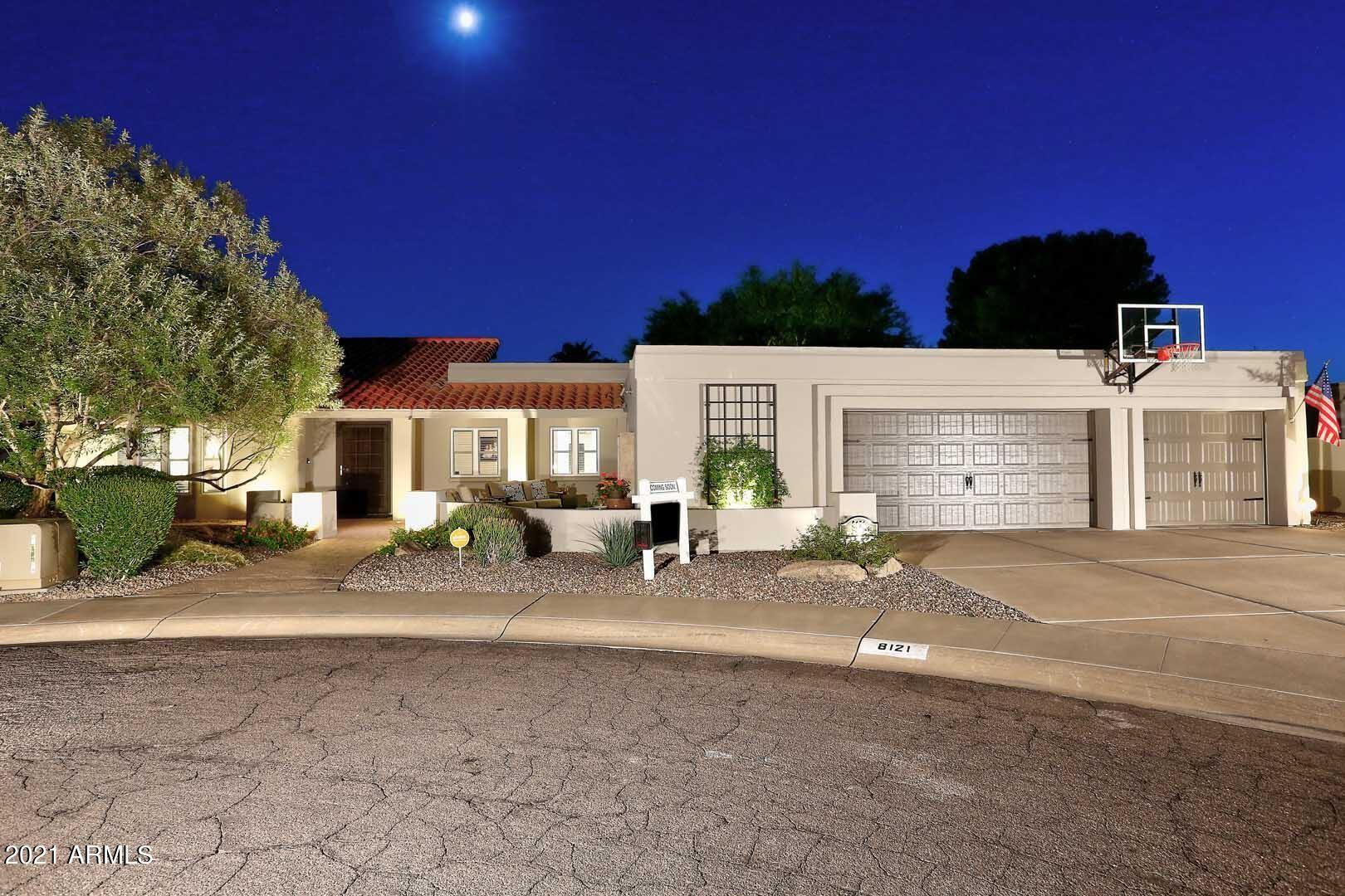 Photo of 8121 E DEL PLOMO Drive, Scottsdale, AZ 85258 (MLS # 6304136)