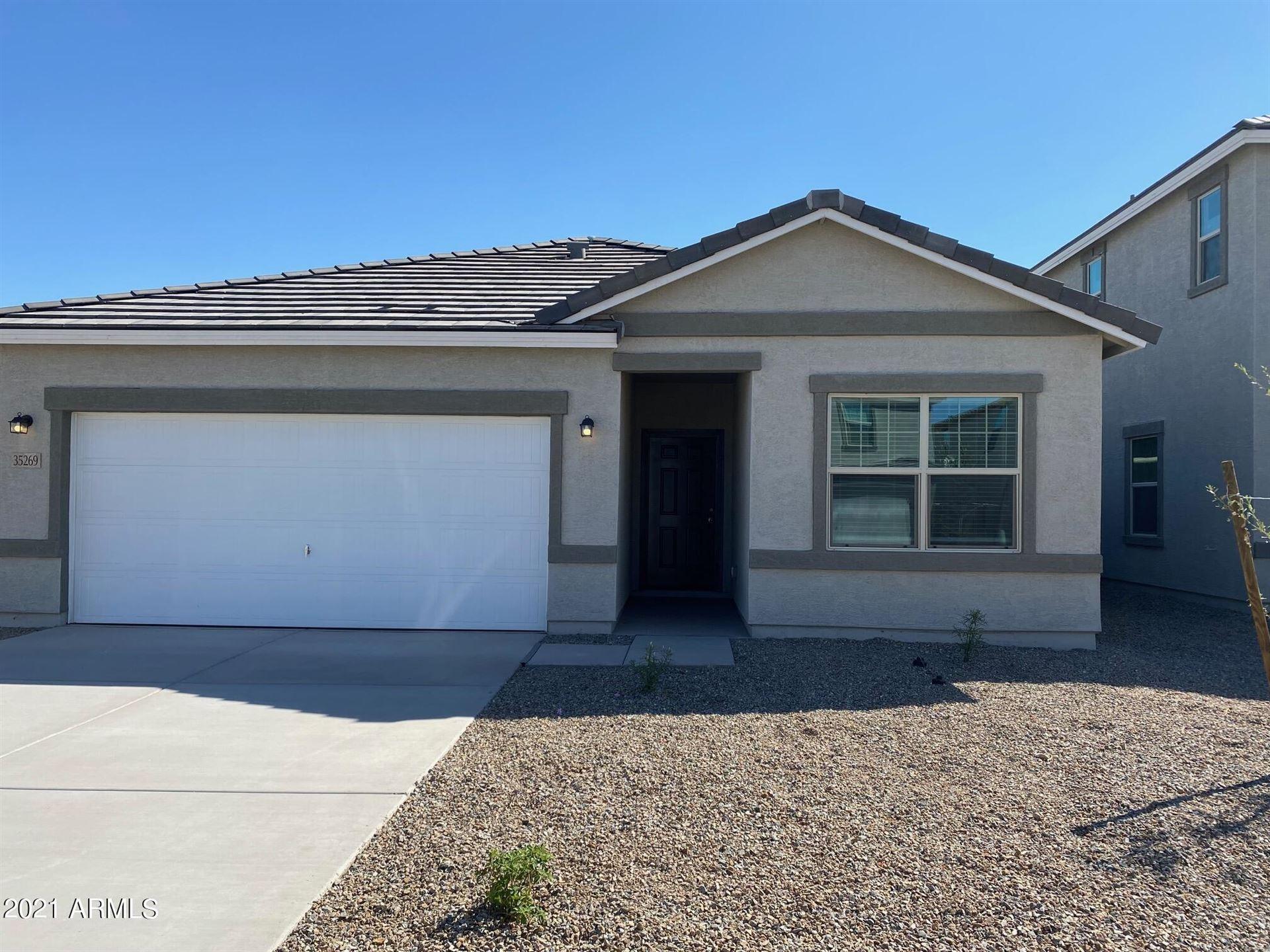 Photo for 35269 W SANTA CLARA Avenue W, Maricopa, AZ 85138 (MLS # 6299137)