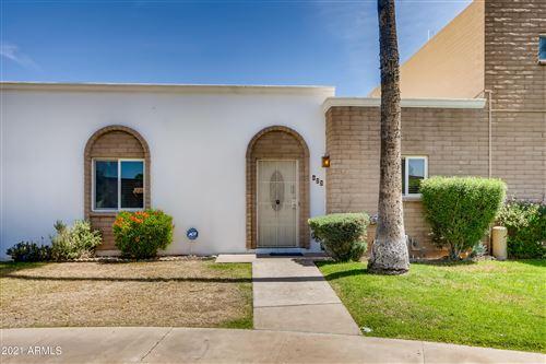 Photo of 623 N LESUEUR Circle, Mesa, AZ 85203 (MLS # 6221138)