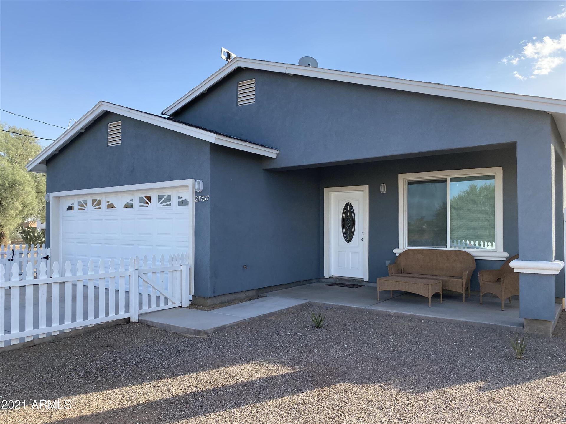 Photo of 21757 W HARDING Avenue, Wittmann, AZ 85361 (MLS # 6306138)