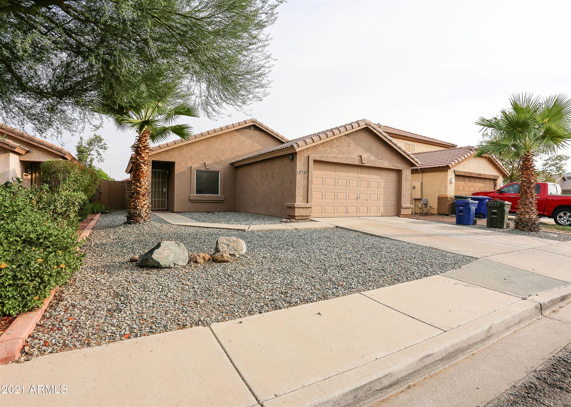 Photo of 12537 W BLOOMFIELD Road, El Mirage, AZ 85335 (MLS # 6263139)