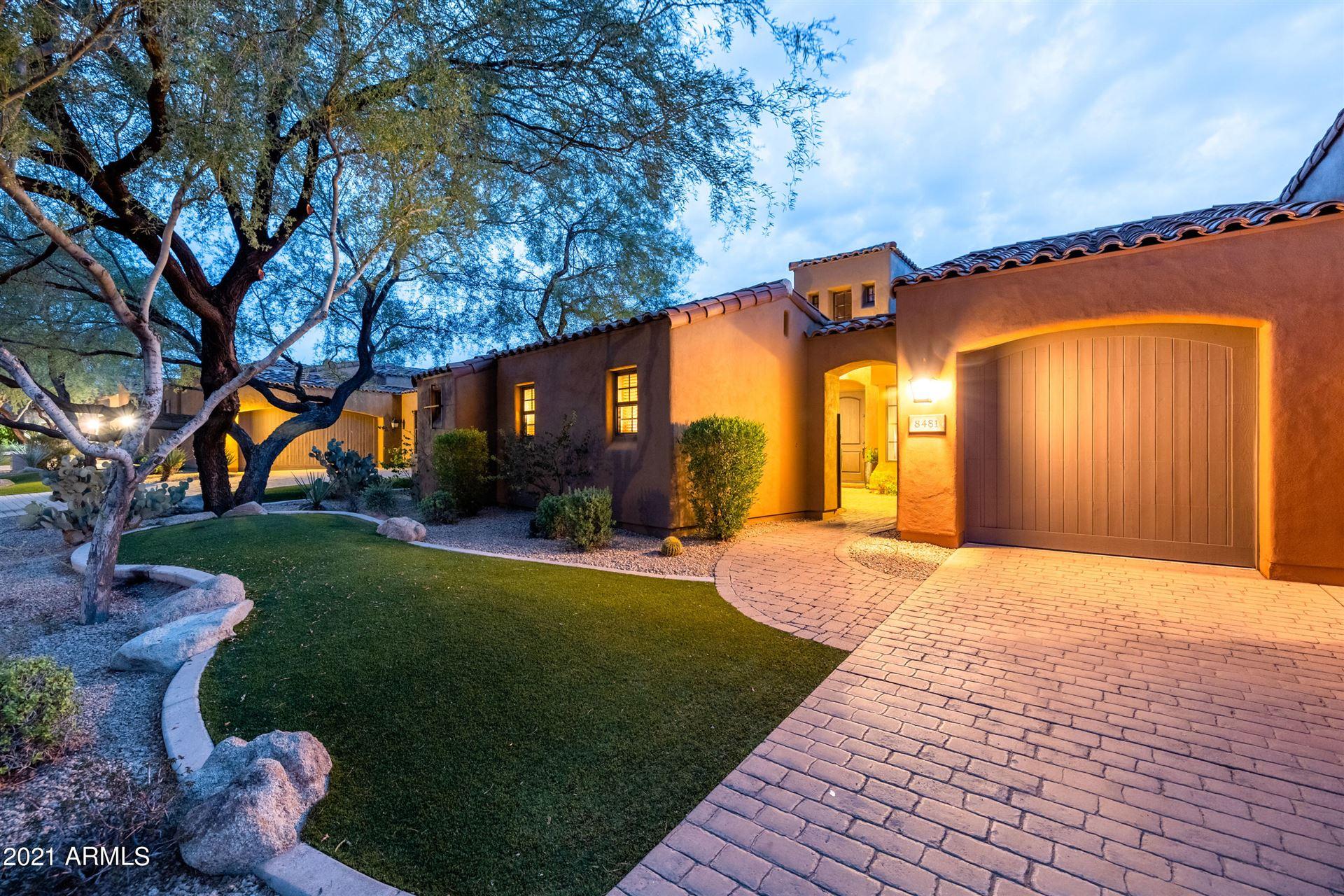 Photo of 8481 E GILDED PERCH Drive, Scottsdale, AZ 85255 (MLS # 6269139)