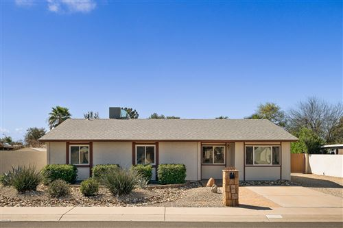 Photo of 4033 E CAMPO BELLO Drive, Phoenix, AZ 85032 (MLS # 6058140)