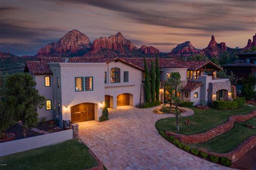 Photo of 105 Cibola - Lot 50 Drive, Sedona, AZ 86336 (MLS # 6132140)