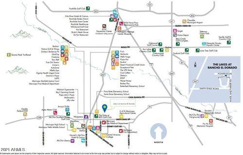 Tiny photo for 40402 W SUNLAND Drive, Maricopa, AZ 85138 (MLS # 6272140)