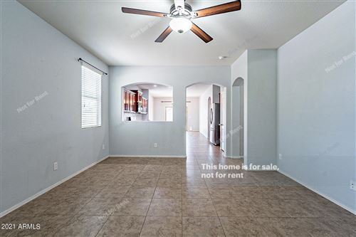 Tiny photo for 18871 N VENTANA Lane, Maricopa, AZ 85138 (MLS # 6291141)