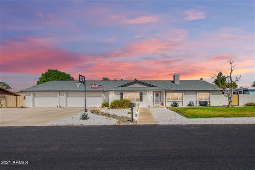 Photo of 6612 W ROBERT E LEE Street, Glendale, AZ 85308 (MLS # 6308141)