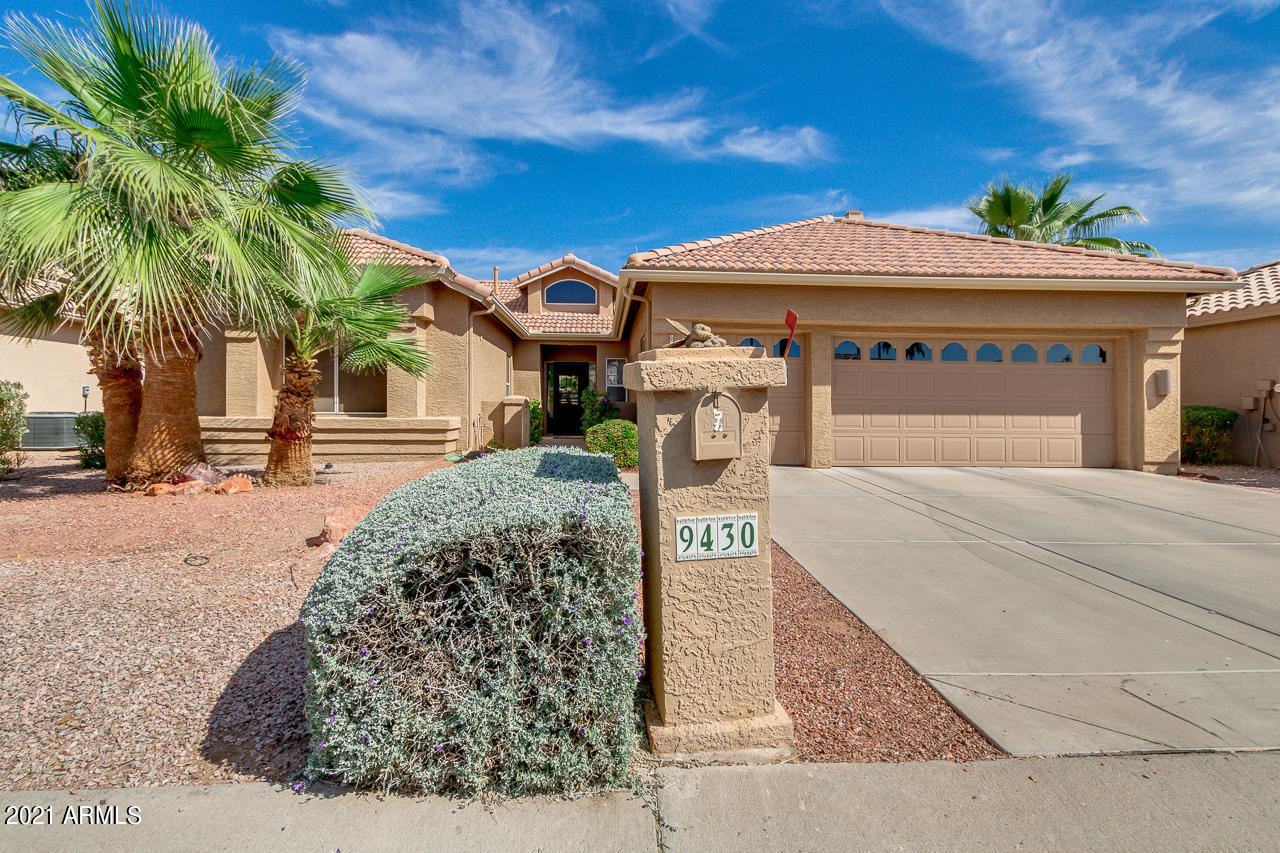 Photo of 9430 E JADECREST Drive, Sun Lakes, AZ 85248 (MLS # 6230142)