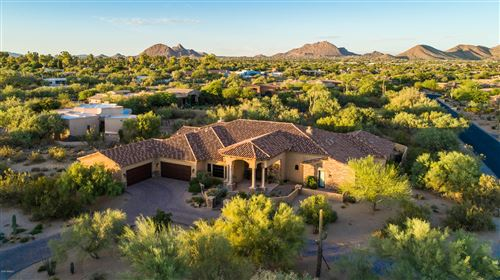 Photo of 8118 E FLEDGLING Drive, Scottsdale, AZ 85255 (MLS # 6101143)