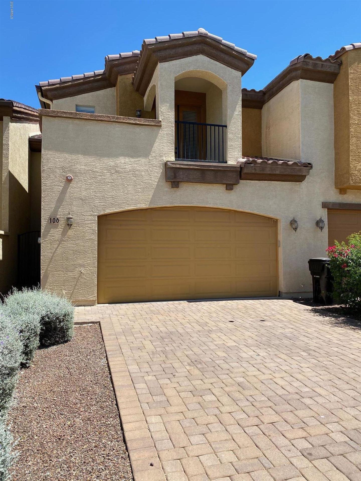 Photo of 2925 N SERICIN Road #106, Mesa, AZ 85215 (MLS # 6083143)