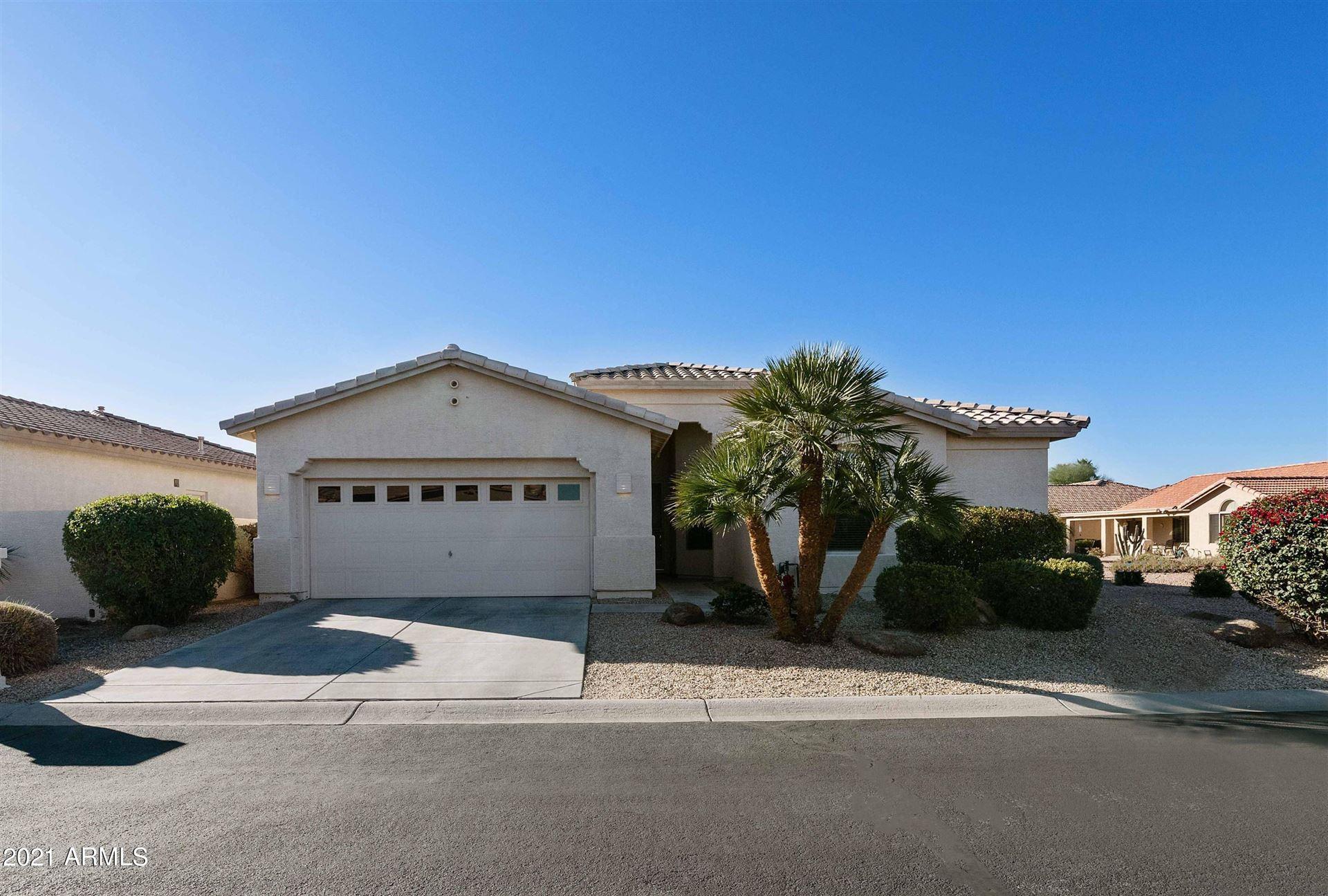 Photo of 10307 E COPPER Drive, Sun Lakes, AZ 85248 (MLS # 6196143)