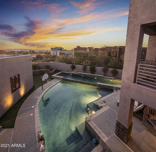 Photo of 10735 E MONUMENT Drive, Scottsdale, AZ 85262 (MLS # 6182144)