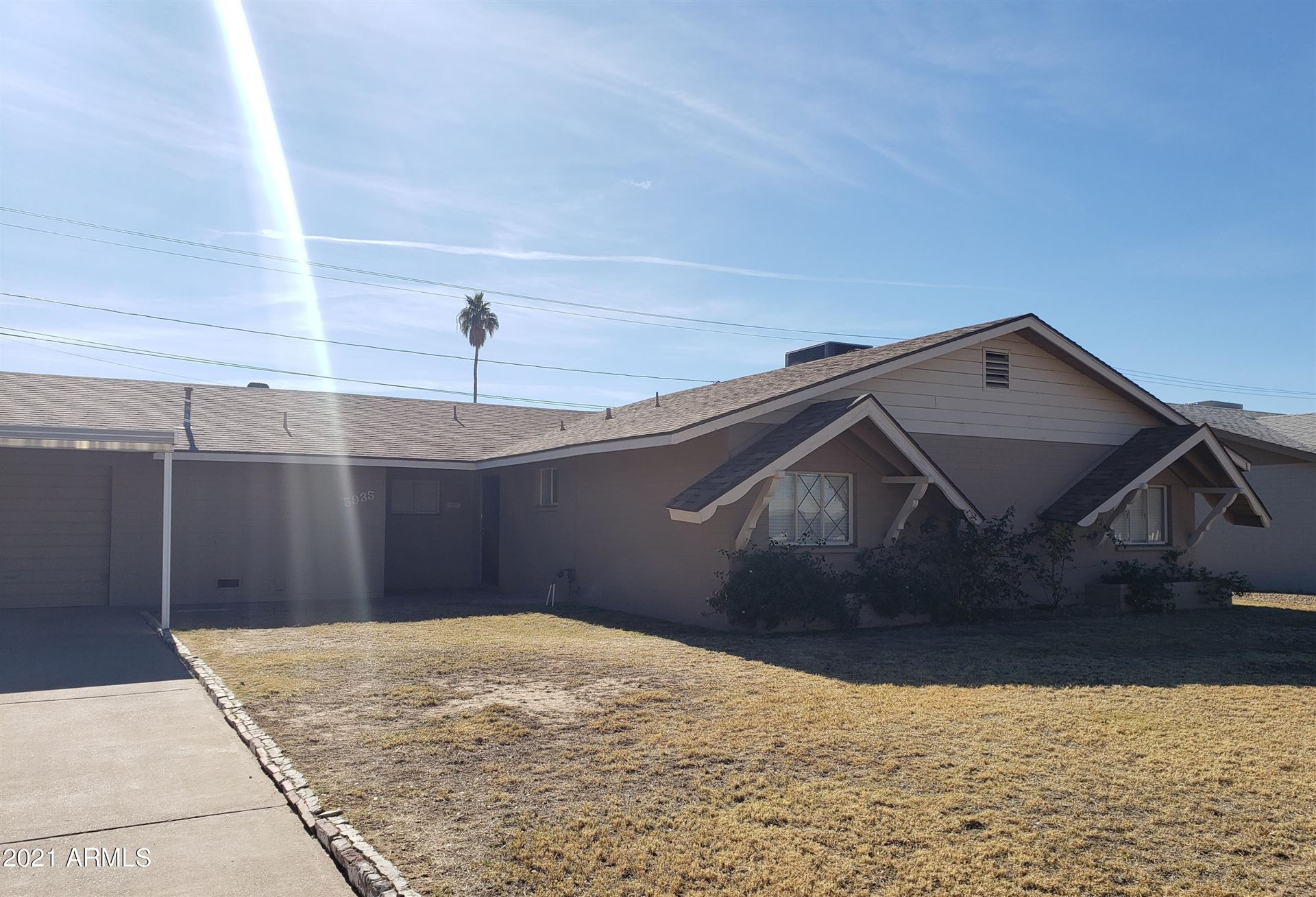 5935 W CLARENDON Avenue, Phoenix, AZ 85033 - MLS#: 6182145