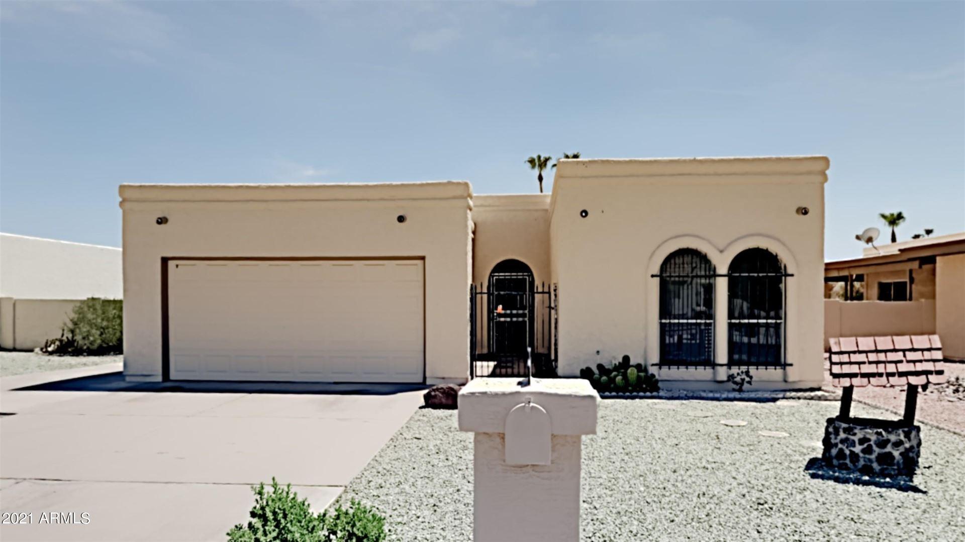 Photo of 9209 E CITRUS Lane N, Sun Lakes, AZ 85248 (MLS # 6262145)