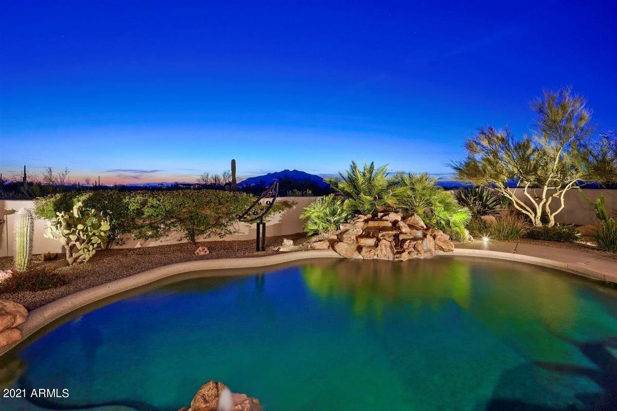 Photo of 36418 N PLACID Place, Carefree, AZ 85377 (MLS # 6193146)