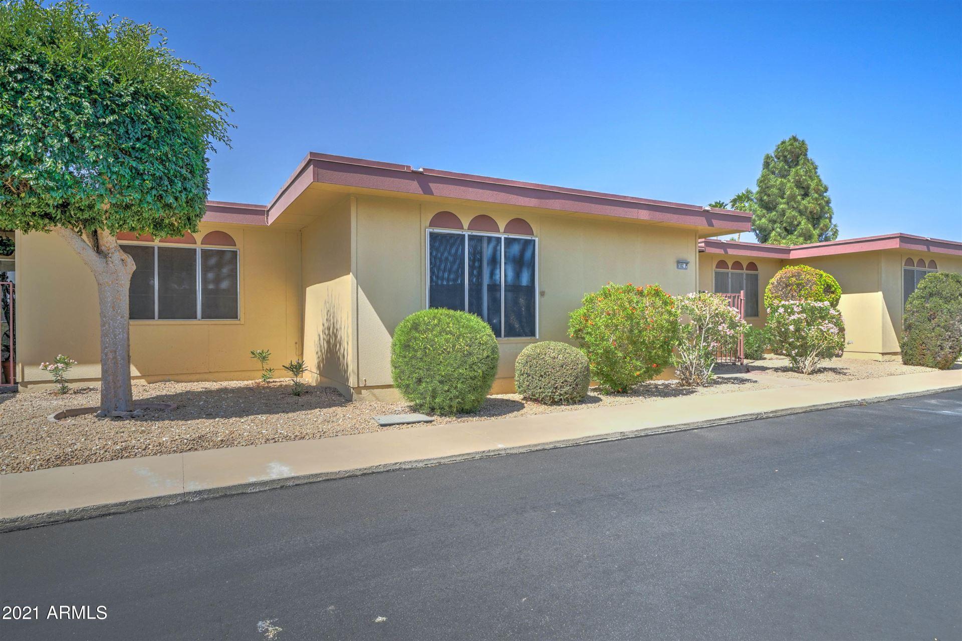 Photo of 13702 N 98th Ave Avenue #P, Sun City, AZ 85351 (MLS # 6230146)