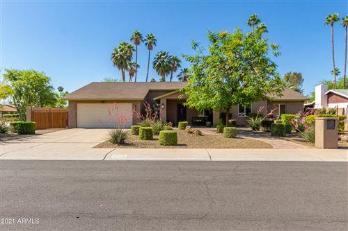 Photo of 4955 E Dahlia Drive, Scottsdale, AZ 85254 (MLS # 6235147)