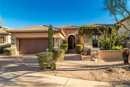 Photo of 9817 E EDGESTONE Drive, Scottsdale, AZ 85255 (MLS # 6307147)