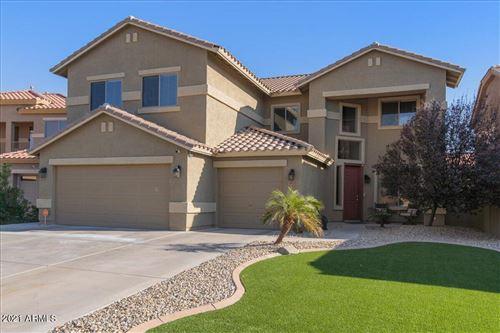 Photo of 44327 W WINDROSE Drive, Maricopa, AZ 85138 (MLS # 6309147)