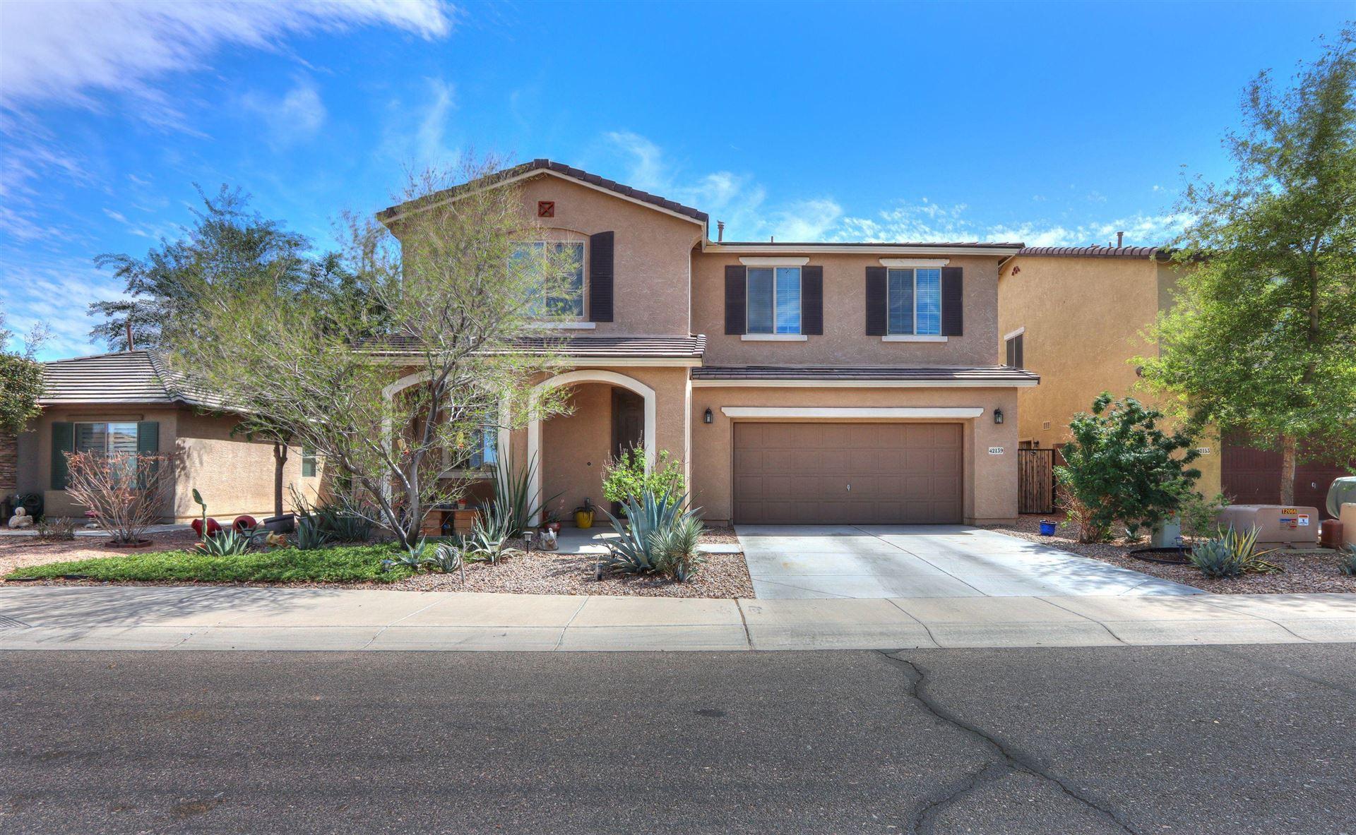 Photo of 42139 W CHEYENNE Drive, Maricopa, AZ 85138 (MLS # 6217147)
